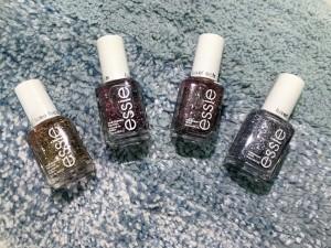 Essie Lux Finish Nail Polishes