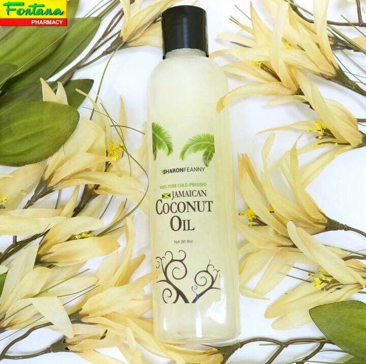 sharon feanny coconut oil