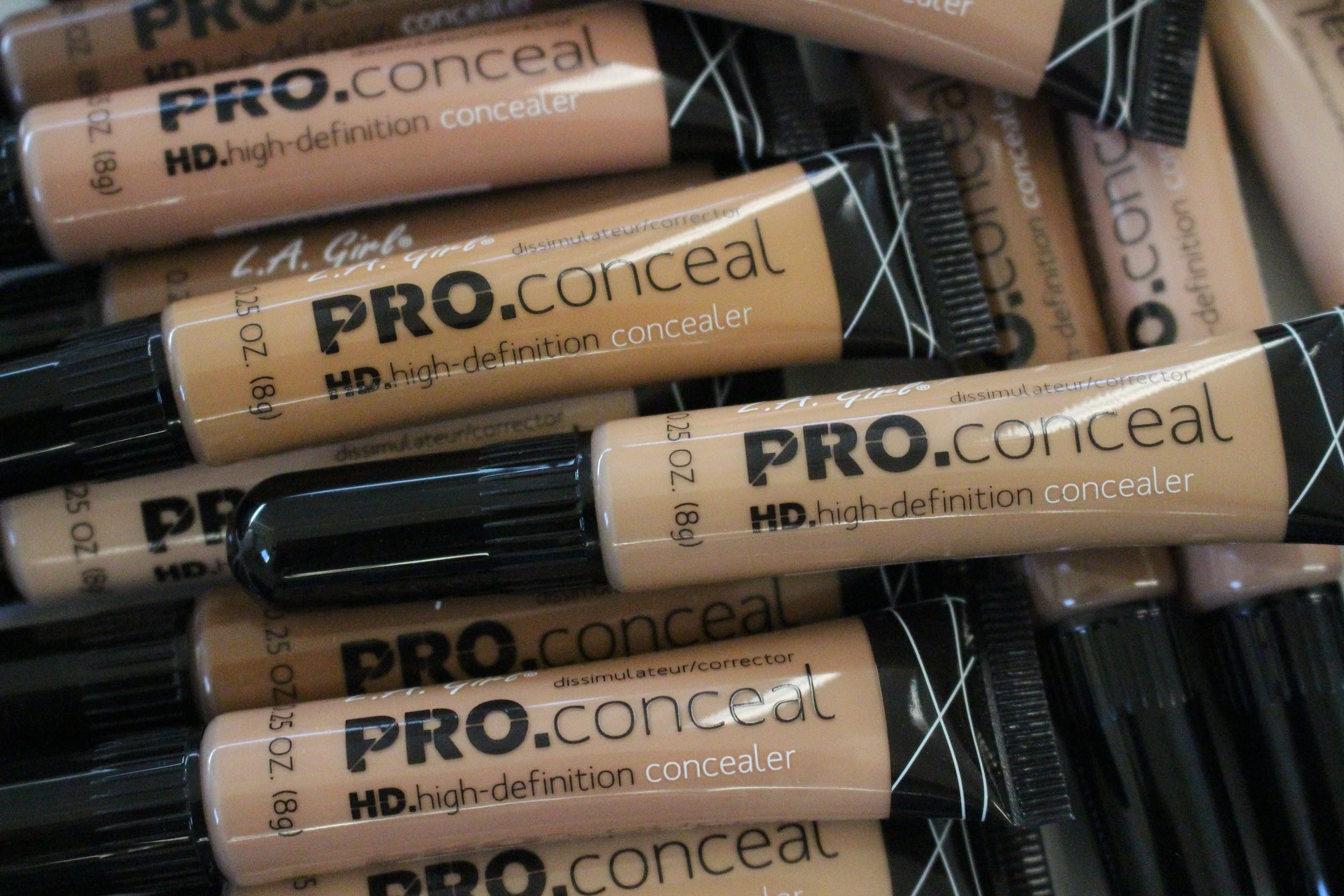 La Girl Pro Concealer Highlighting Contouring Fontana Beauty